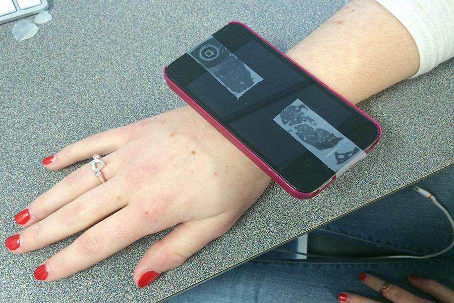 An exclusive, never-before-seen look at this totally real Apple Watch