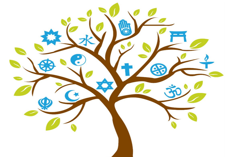 the Interfaith Club has many aspects