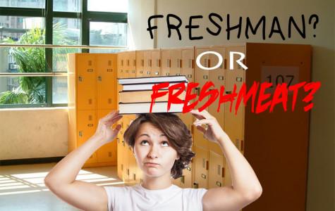 Freshmen? Or Freshmeat?