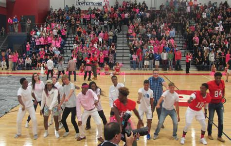 Pep Rally: Let's Whip the Panthers into Shape
