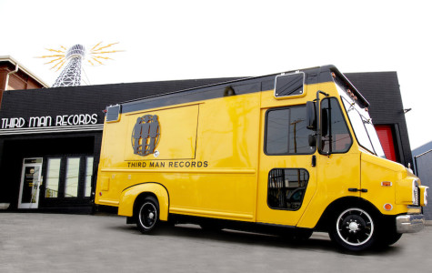 Third Man Records is rolling into Lowe Mill