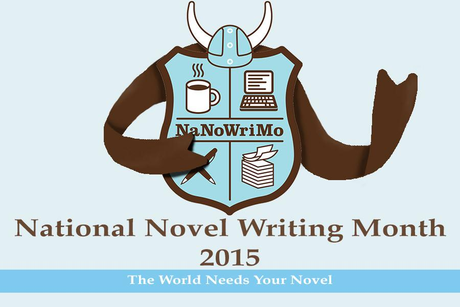 Logo+used+courtesy+of+National+Novel+Writing+Month%2C+a+nonprofit+organization+dedicated+to+challenging+the+whole+world+to+write+a+novel.+100%25+of+donations+to+NaNoWriMo+go+toward+operating+costs+and+charities+that+do+things+like+build+libraries+in+undeveloped+countries.