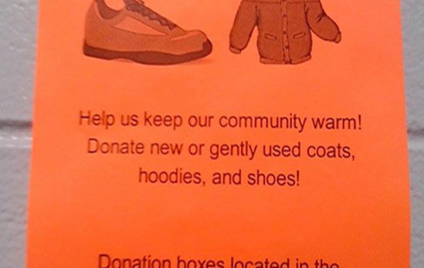 Coat Drive: Feel Warm on the Outside (and Inside, too)