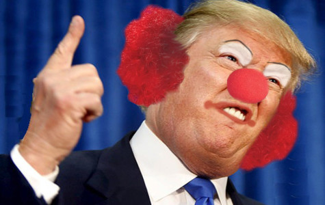 Donald Chump: A Clown in the White House?