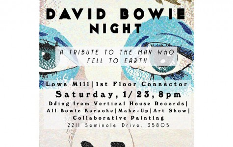 David Bowie: A Tribute from Lowe Mill