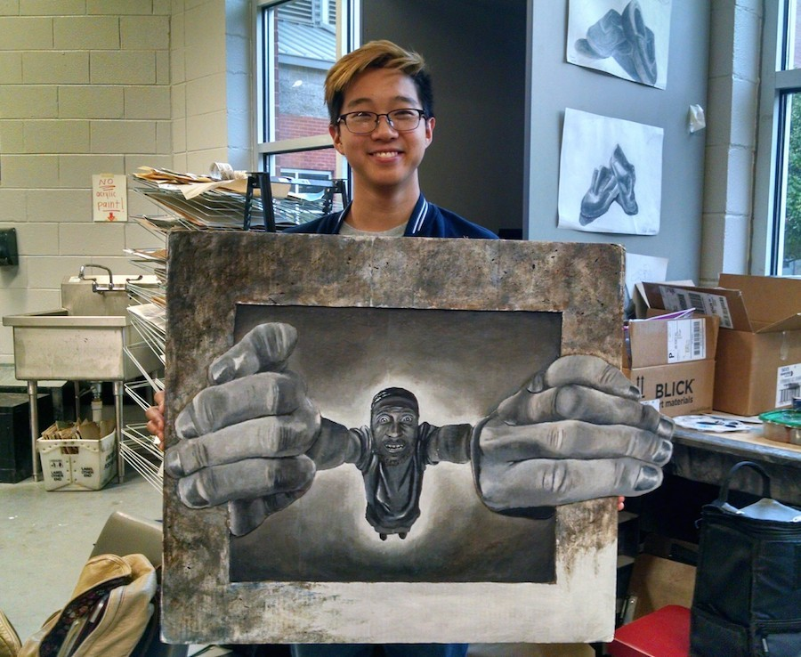 Exploring Artist Sammy Shin