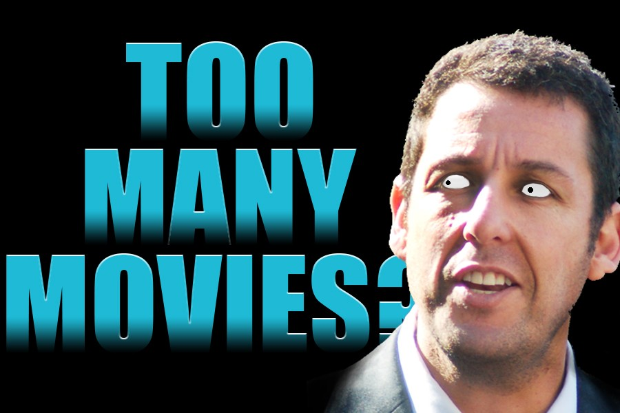 Did Adam Sandler Make Too Many Movies In 2015 Patriot Pages