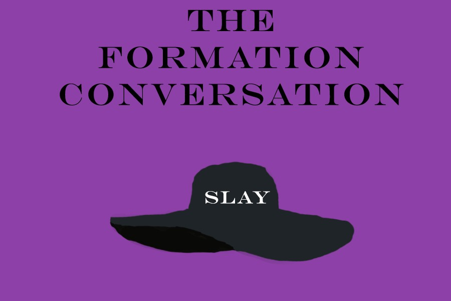 Formation: A Whole Bunch Of Conversation