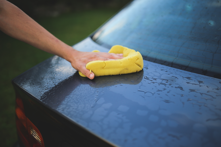 AFJROTC Car Wash