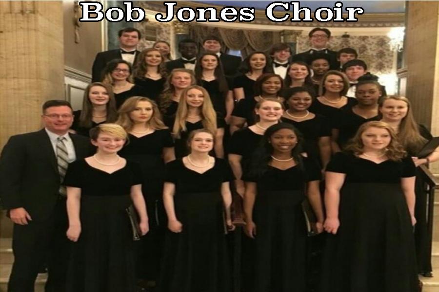 Choir At Carnegie
