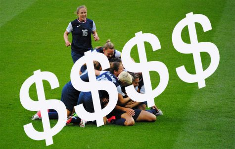 Women's Soccer: Equal Pay