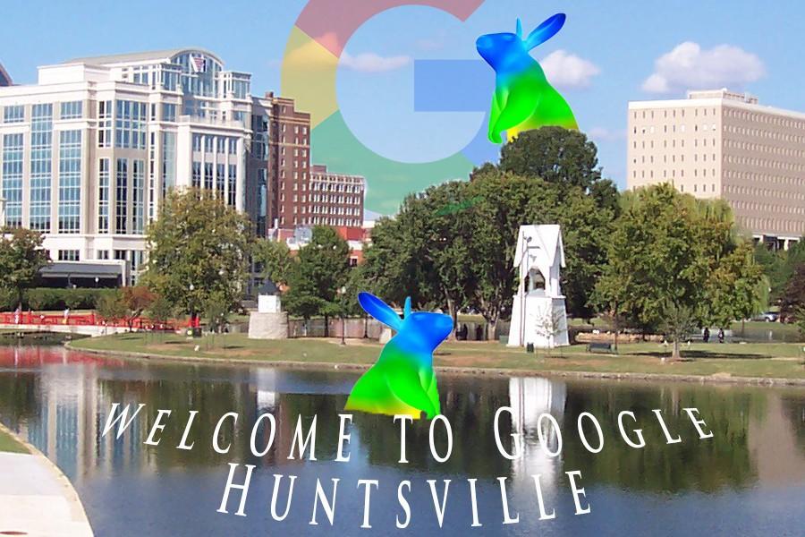 Welcome to Google, Huntsville!