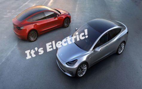 The New Tesla Model 3