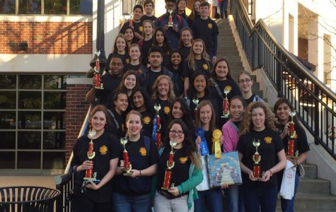 BJHS Spanish Club Brings Home the Hardware