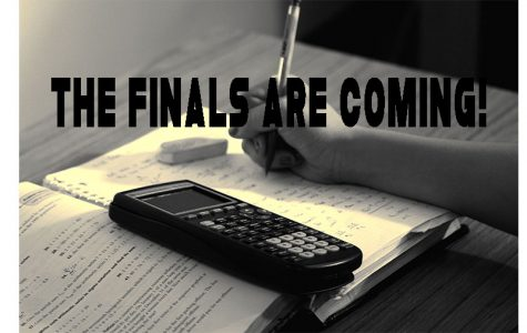 The Finals Are Coming!