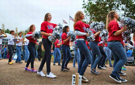 HoCo: The Locomotion of the Homecoming Parade