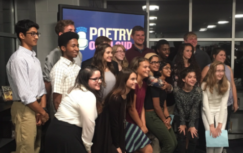 Poetry Out Loud 2016