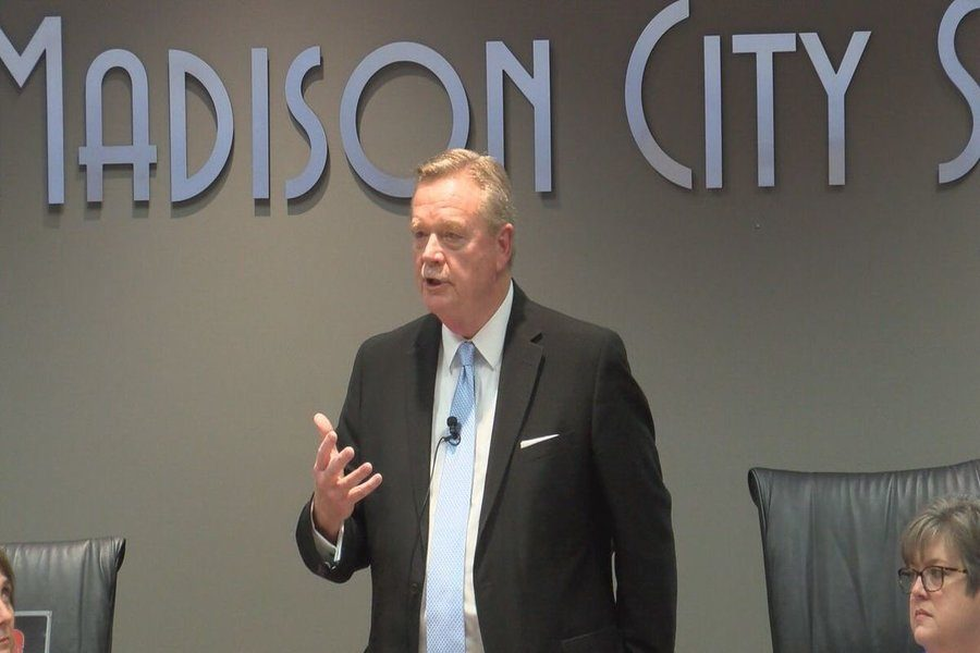 Madison City Schools Superintendent Dr. Dee Fowler