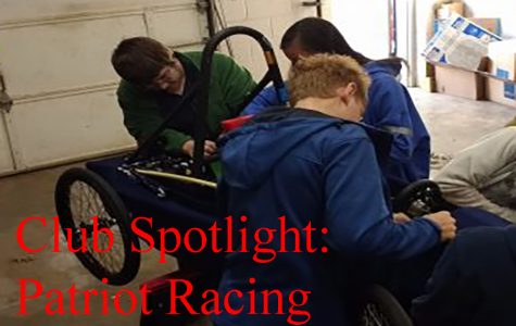 Club Spotlight: Patriot Racing