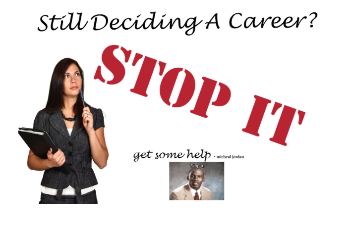 How to Choose a Career