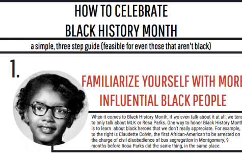 How To Celebrate Black History Month