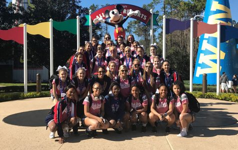 Bob Jones Cheer Goes to Nationals!