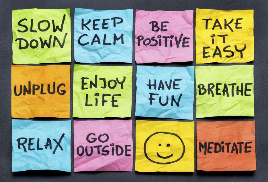 Stress: How the Little Things Can Make It Better