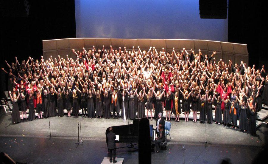 BJ Students Perform at All-State Choral Festival