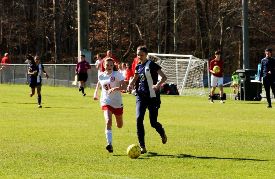 We're a Soccer Family: One Player's Experience