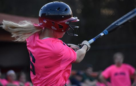 BJ Softball Beats JC While Raising Awareness
