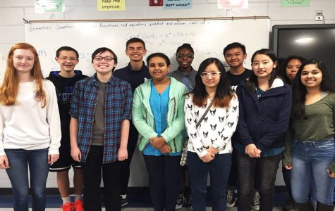 Like Problem Solving, Try Math Team