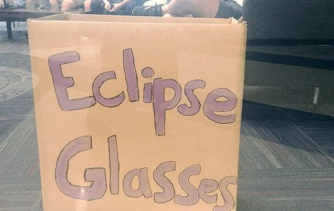 Recycle Your Eclipse Glasses!