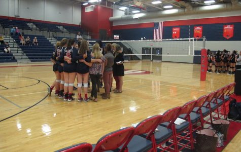 Volleyball: A Big Win Over Sparkman