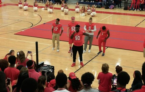 Pep Rally of the Week