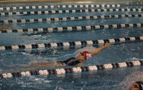 Swim Team's First Meet of the Season