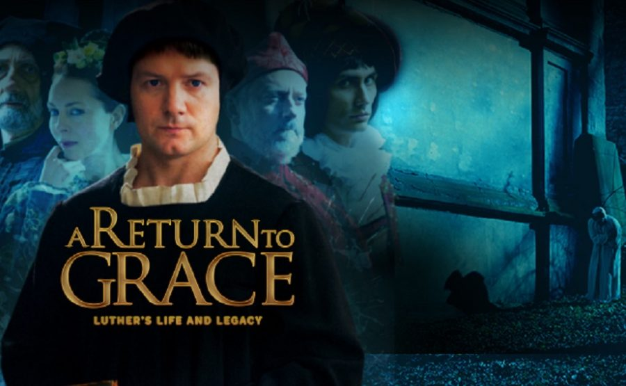 A Return to Grace: This Sunday