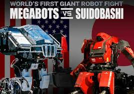 The #GiantRobotDuel