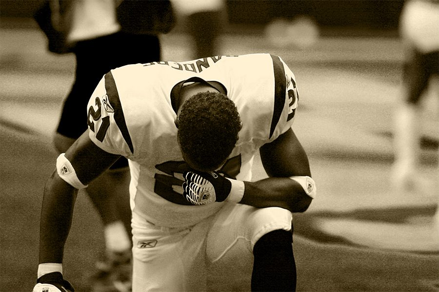 Taking a Knee