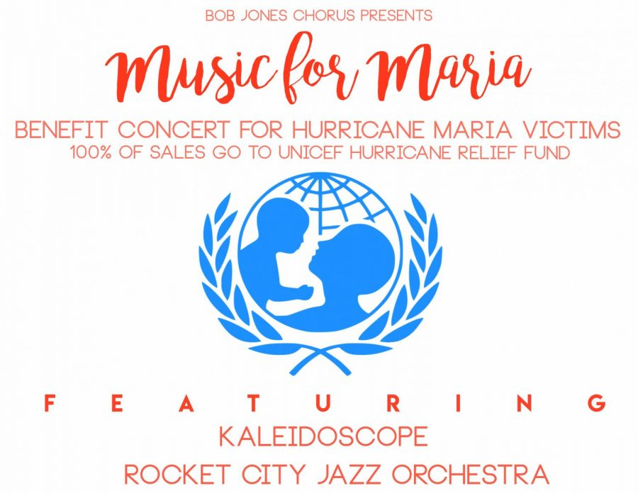 Music for Maria: Benefit Concert for Hurricane Victims