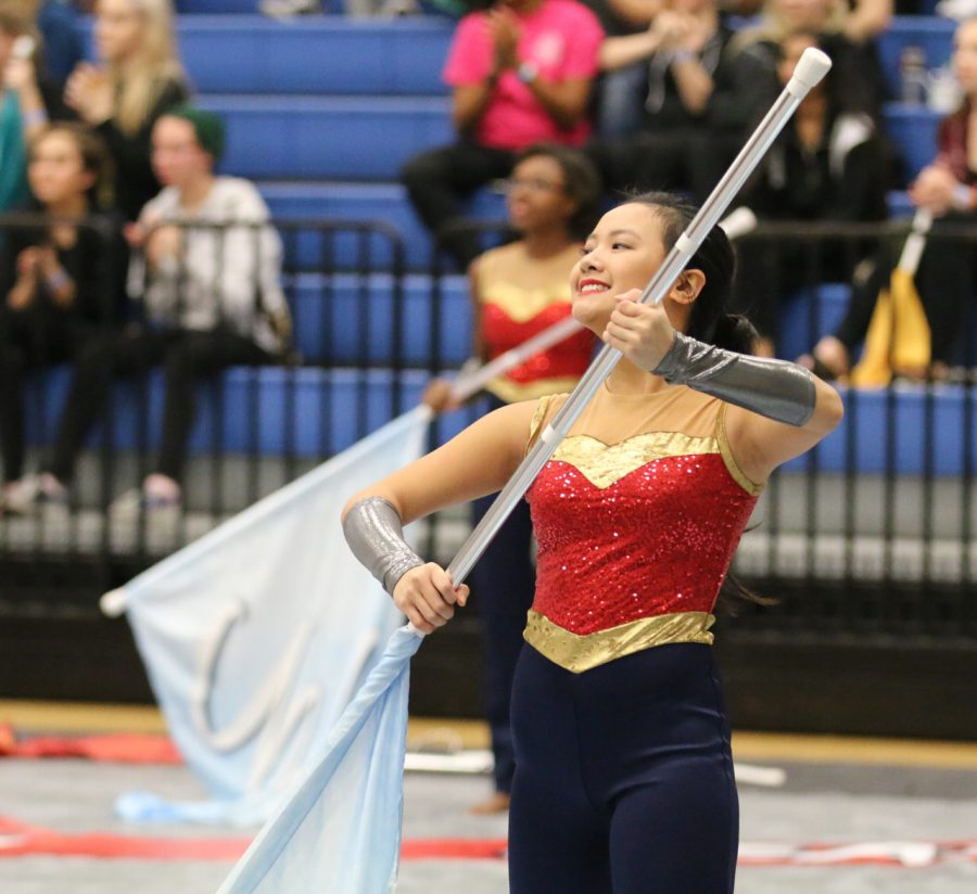 Bob Jones Winter Guard: You Can't to We Will