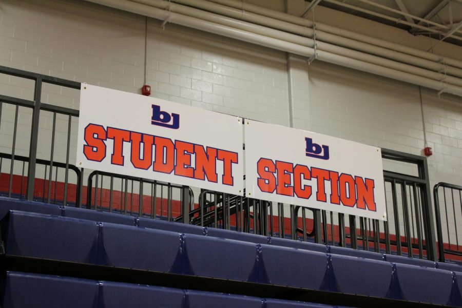 The Student Section Seriously Needs Your Help.