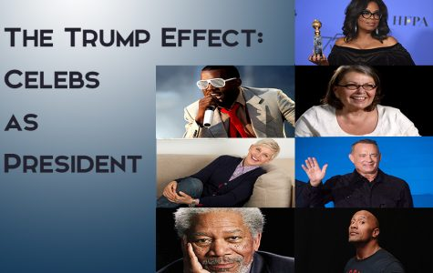 The Trump Effect: Celebs as Politicians