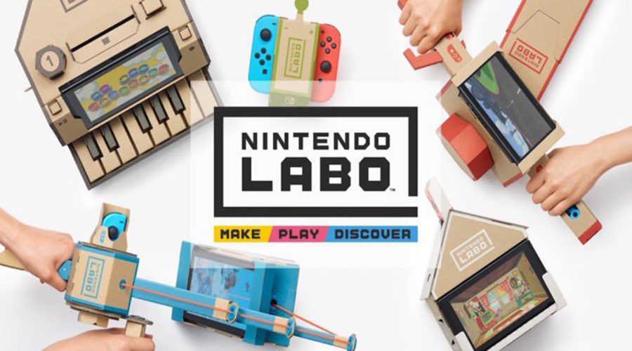 Is the Nintendo Labo a Good Idea?