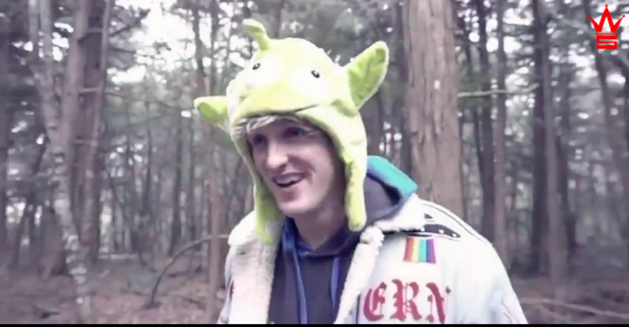 "Celebrity Youtuber, Logan Paul reacts to discovering a man hanging from a nearby tree: ""What have you never stood next to a dead guy before?"""