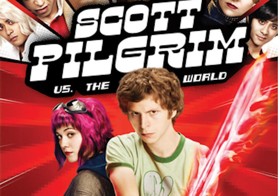 PatPod: Scott Pilgrim vs. The World