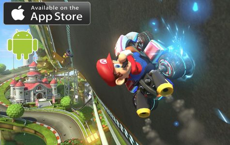 Mario Kart Is Racing Into The App Store