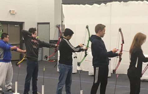 Bob Jones AFJROTC Archery