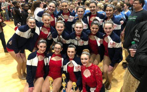 Dance Team: A Kickin' Year!