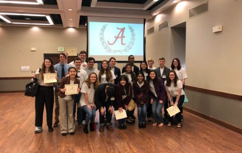 Bob Jones Students Attend Model United Nations Conference