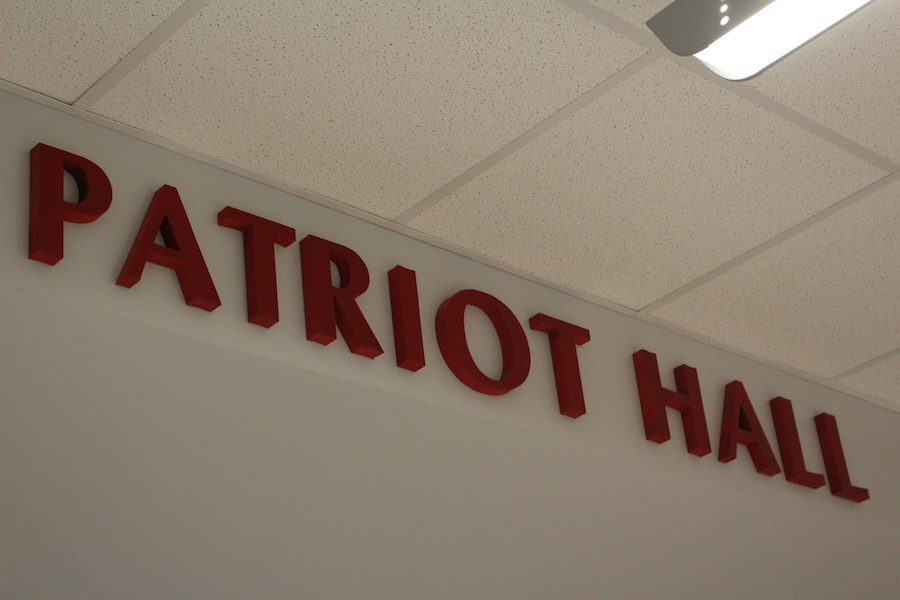 Bob Jones High School's Patriot Hall.